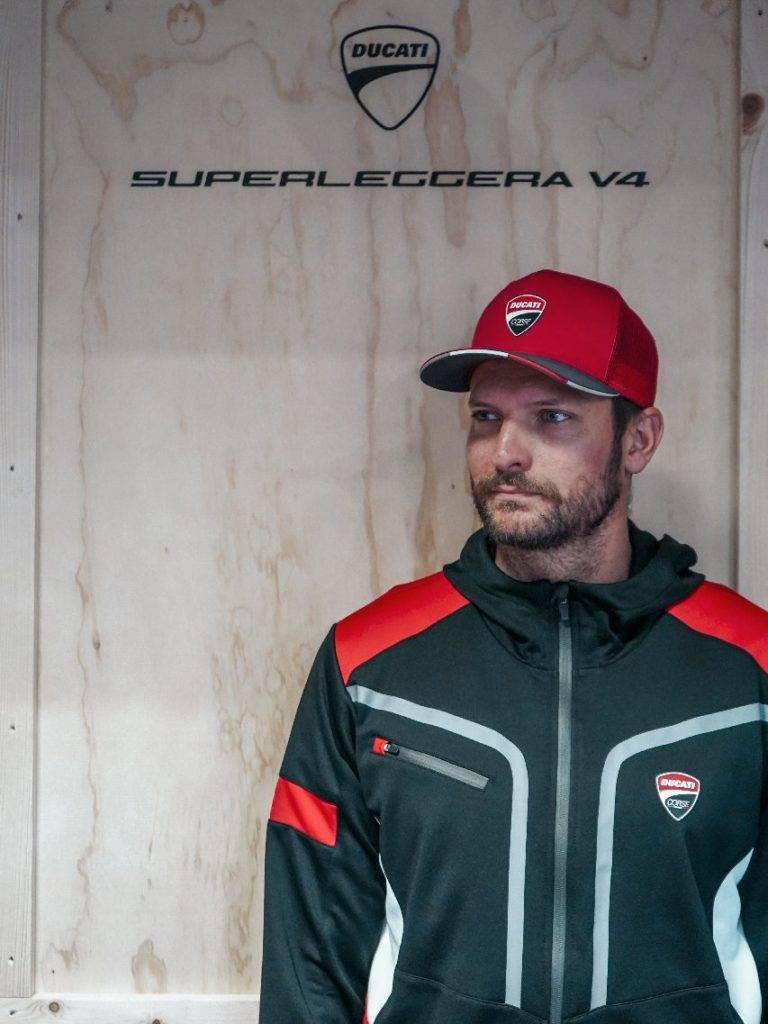 Charles-Antoine équipe Ducati Lyon